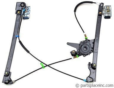 MK3 Jetta & Golf Passenger Side Front Power Window Regulator