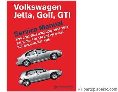 MK4 Jetta & Golf Bentley Repair Manual