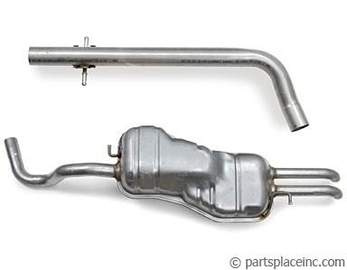 MK4 Jetta TDI Exhaust System