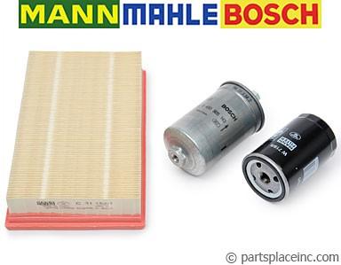 B4 Passat 2.0L 16V Filter Kit