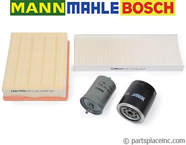 B5 Passat V6 Filter Kit 98-99