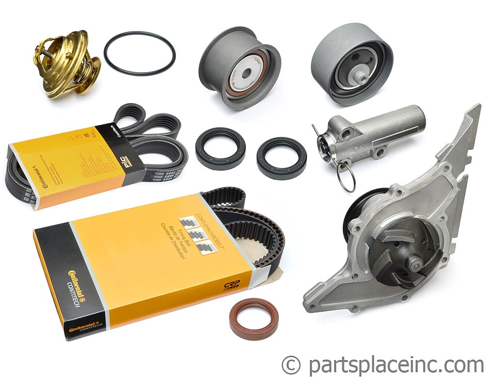 B5 Passat V6 Timing Belt Kit