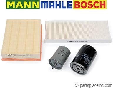 Passat 1.8T Filter Kit 98-01