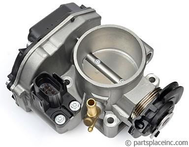 VW 2 0L & 1 8T Throttle Body Gasket - Free Tech Help