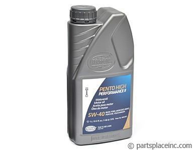 502.00 505.00 505.1 5w40 Motor Oil 1 Liter