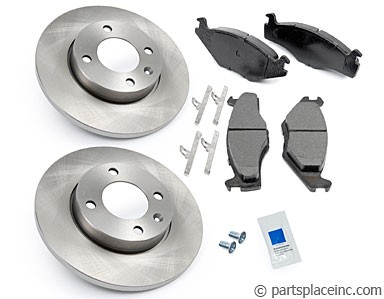 MK1 and MK2 Front Brake Kit