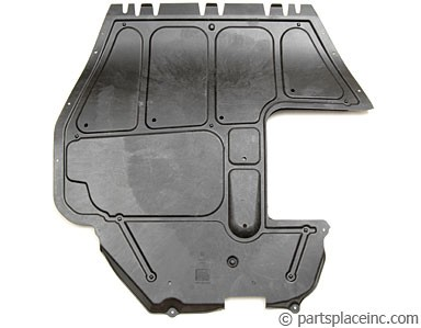 MK4 TDI Belly Pan - Automatic Transmission