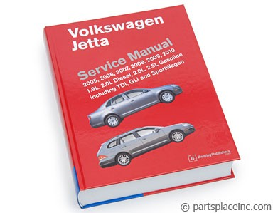 MK5 Jetta Bentley Repair Manual