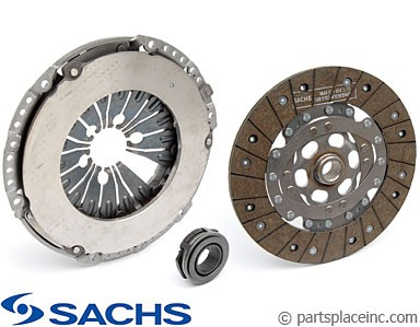 MK5 Jetta TDI 228mm Clutch Kit