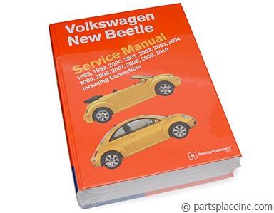 New Beetle Bentley Repair Manual