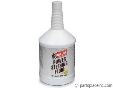 Redline Synthetic Power Steering Fluid