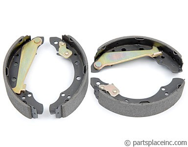 200mm Drum Brake Shoes