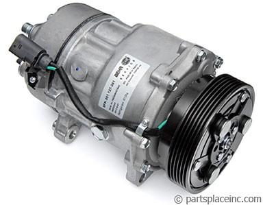 2002 jetta air conditioner compressor