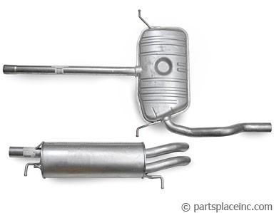 B5 Passat 1.8T Exhaust System