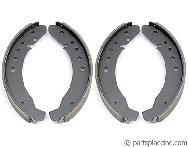 Standard Beetle Rear Brake Shoe Set