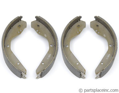 Super Beetle Front Brake Shoes