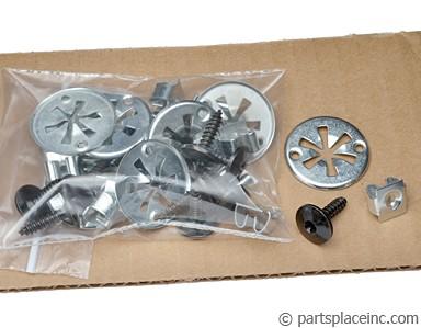 MK4 Belly Pan Hardware Kit