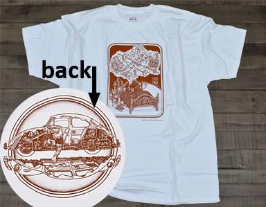 Peter Aschwanden The Dream Extra Large T-Shirt
