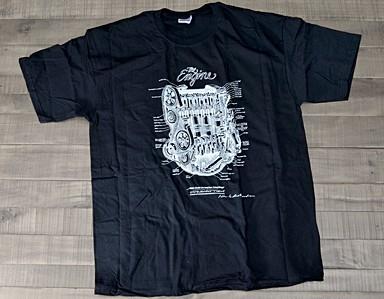 Peter Aschwanden The Engine Extra Large T-Shirt