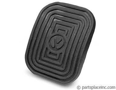 Beetle and Bus Brake Pedal Pad
