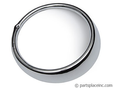 Beetle and Bus Chrome Headlight Trim Ring