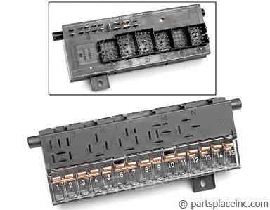 MK1 Rabbit Jetta Scirocco Fuse Box
