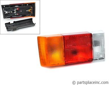 Rabbit & Cabriolet Driver Side Tail Light