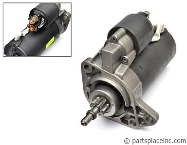 1.6L Diesel Bosch Starter - Manual Trans