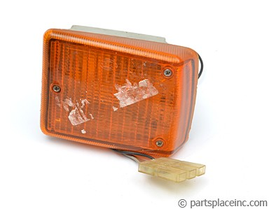 Bus Driver Side Turn Signal Assembly