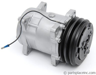 AC Compressor for Rabbits and Others