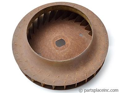 Single Port Engine Fan
