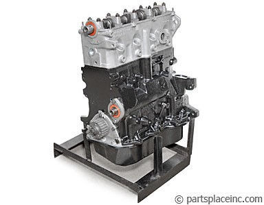 1.6L Diesel Engine Long Block 11mm Mechanical