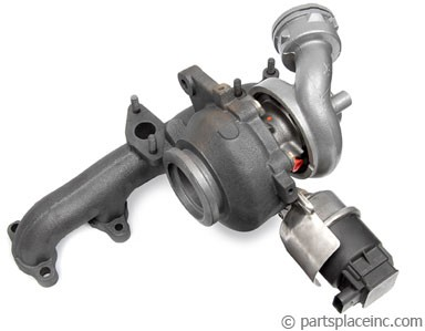 BRM TDI Turbocharger