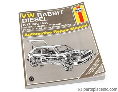 MK1 Diesel Haynes Repair Manual