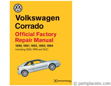Corrado Bentley Repair Manual