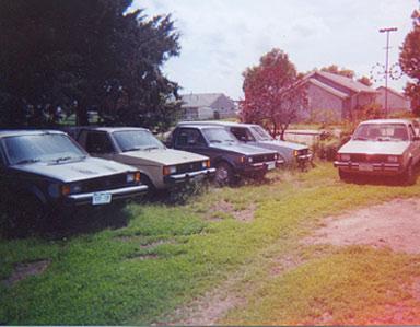 VW Pickups