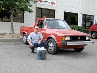 Bio Diesel Pickup