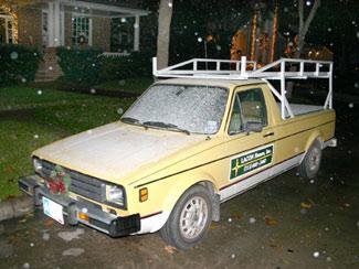1980 Diesel Pickup